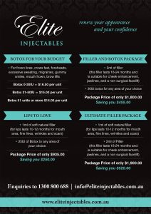 Elite Injectibles-Beauty Finesse-Skin Care Clinic Kingaroy